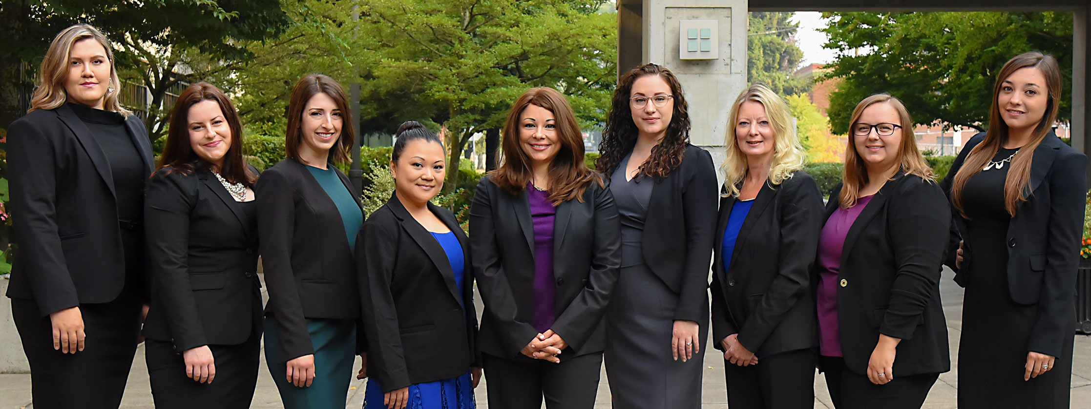 Elizabeth Christy Law Firm Team Photo