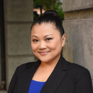Samantha Hansen, Paralegal